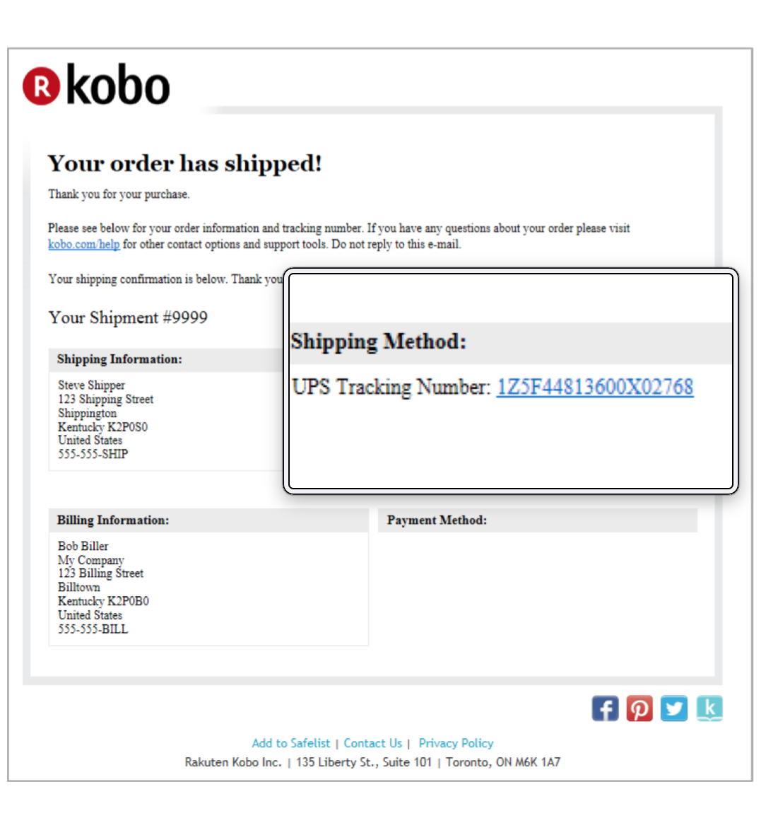 204e145d959 Finding your tracking number. After you purchase ...